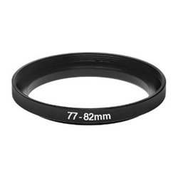 The Tiffen Company - 7782SUR - Tiffen 77 to 82mm Step Up Ring