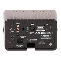 Anchor Audio - 1000XF1+ - 1000XF1Plus Black Speaker Monitor with One Wireless Receiver