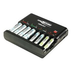 Ansmann Energy / Horizon Group - 1001-0006-US-590-1 - Ansmann 1001-0006-US Powerline 8 Battery Charger