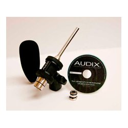 Audix - TM1PLUS - Audix Microphones Test and Measurement Microphone with Calibration Adaptor and Data File for RTA and Software Systems, Omni-Directional