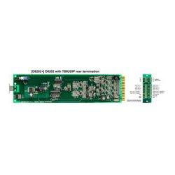 Ward-Beck Systems - D8202+RM - Ward-Beck AES-EBU Digital-to-Analog Converter