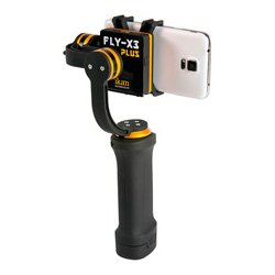 ikan - FLY-X3-PLUS-KIT - ikan 3-Axis Smartphone Gimbal Stabilizer
