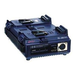IDX System Technology - VL-2SPLUS - IDX 2-Channel ENDURA V-Mount Charger w/100watt Power Supply