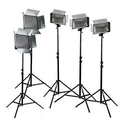 Continuous Lighting and Kits