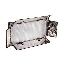 ikan - ID508-V2 - ikan ID508-v2 LED Studio Light w/Light Stand Mount - 9620.3 F (5326.8 C) - Aluminum