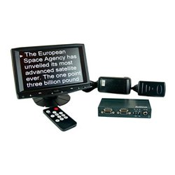Autocue Qtv - Qtv-monsspprevw - Mon-ssp/preview 7 Inch Preview Monitor Vga Splitter And Cables