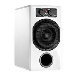 ADAM Audio - ARTISTSUB WHITE - Adam Professional Audio ARTist Sub 210W 7 Inch Active Subwoofer - White