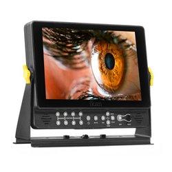 ikan - VX9W-S - Ikan 9 Inch HDMI/3G-SDI 1920 x 1200 On-Camera Field Monitor with Scopes