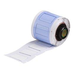 Brady - 18,460.00 - Brady PSPT-375-1-WT 1.015W x 0.645H PermaSleeve Heat Shrink Wire Markers - White