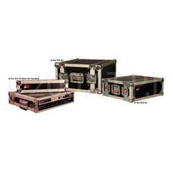 JBL - G-TOUR EFX2 - ATA Wood Flight Rack Case 2U 15 Inch Deep