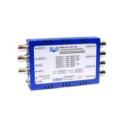 Cobalt Digital - BBG-DA-12G-1X6 - Cobalt 12G - 3G - HD - SD-SDI ASI MADI Reclocking Distribution Amplifier with Input Status LED