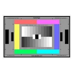 DSC Labs - XW3-CBGS - DSC Labs ColorBar/GrayScale Test Chart - Maxi 40 x 24