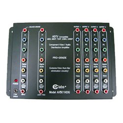 CE Labs / Cable Electronics - AV501HDXI - Cable Electronics Component Distribution Amplifier