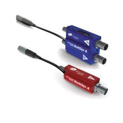 Telecast Fiber Systems - RAT4-KIT2-TT-MXL - Telecast Rattler 4 3GHD-SDI Over 1310nm ST Fiber Optic Dual Tx & Dual Rx Kit