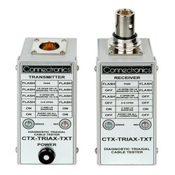 Connectronics - CTX-TRIAX-TXT - Triax Cable Tester