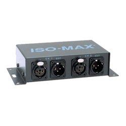 Jensen Transformers - MS-2XX - Jensen Dual Channel Stereo Microphone Splitter / Isolator