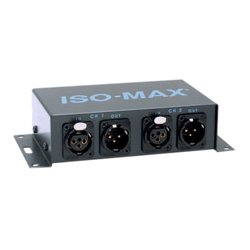 Jensen Transformers - PB-2XX - Jensen Stereo Audio Input/Output Isolator
