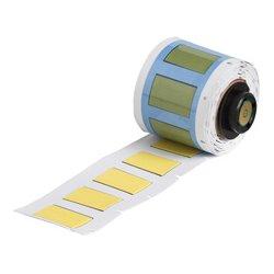 Brady - 18,484.00 - Brady 1.015W x 0.645H PermaSleeve Heat Shrink Wire Markers Yellow