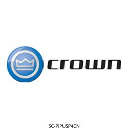 Crown Audio - PIPUSP4CN - Crown Audio PIPUSP4CN pip usp4cn package
