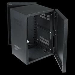 Atlas Soundolier - 31615 - Atlas Soundolier 31615 ru wall cabinet 19 w 15 d blk