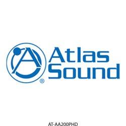 Atlas Soundolier - AA200PHD - Atlas IED 6-Input, 200-Watt Mixer Amplifier With Automatic System Test (PHD)