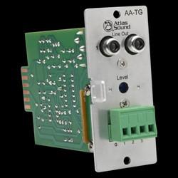 Atlas Soundolier - AATG - Atlas Soundolier AA-TG amp module 3 tone/chime aa120m
