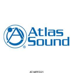 Atlas Soundolier - MPFD21 - Atlas Soundolier MPFD21 21ru 1 deep perf stl frnt door