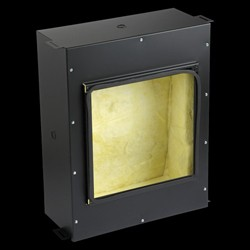 Atlas Soundolier - Q4412 - Atlas Soundolier Q4412 12 enclosure rnd w/glass board