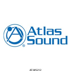 Atlas Soundolier - WS212 - Atlas Soundolier WS2-12 shf 19w crs cr blk