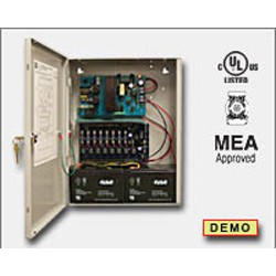 Altronix - 400ULACM - Altronix AL400ULACM 12/24 dc ul ps w/acm8