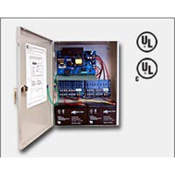 Altronix - 600UL16CB - Altronix AL600ULXPD16CB al600ulxpd16cb 12 or 24vdc 6a