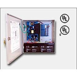 Altronix - 600ULPD8C - Altronix AL600ULPD8CB al600ulpd8cb 12 or 24vdc 6 amp