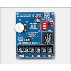 Altronix - 6062SP - Altronix 6062SP 6062 modified for 4 scnds-4hrs