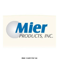 Mier Products - 124FCDC24 - Mier Products BW124FCDC24V nema 3r 24 w x 24 h x 12 d me