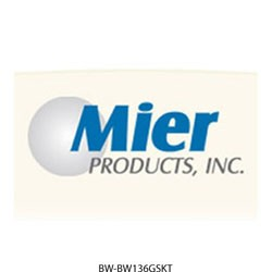 Mier Products - BW136GSKT - Mier Products BW136GSKT gasket for 24x36 enclosures