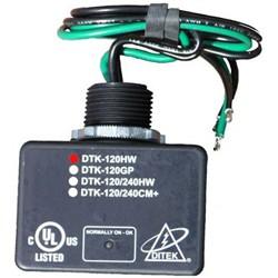Ditek - 120240HW - Ditek DTK-120/240HW 120/240v hrd wire 3w + gnd