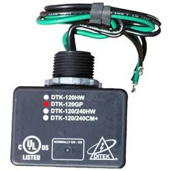 Ditek - 120GP - Ditek DTK-120GP gate protector 120v 1 phs arr