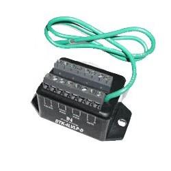 Ditek - 4LVLPRUV - Ditek DTK-4LVLPRUV 8 wire 130v clmp srge p