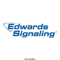 Edwards Signaling - 4354E1 - Edwards Signaling 435-4E1 4 12v dc vibrting adaptable