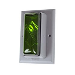 Edwards Signaling - 89SMSTRGA - Edwards Signaling 89SMSTRG-AQ green strobe surface mounted
