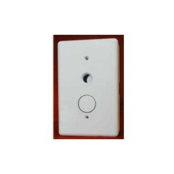 GRI (George Risk Industries) - 084-3 - Plastic surface mount all weather button
