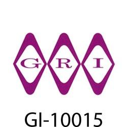 GRI (George Risk Industries) - 10015 - GRI 10015 resistor pk w/2 1k res 1/4watt