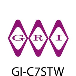 GRI (George Risk Industries) - C7STW - GRI C-7-WST empty case w/sticky tape 100b