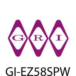 GRI (George Risk Industries) - EZ58SPW - GRI E-Z 58 SP-W e-zdct 5/8 x1/2 splc/cplr 6pk