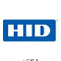 HID Global / Assa Abloy - 5395-371-02 - HID Designer Cover, 6055 MIFARE Reader (Rev. C) - Charcoal Gray - Charcoal Gray