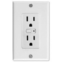 Jasco - 45705 - Jasco 45705 duplex receptacle / outlet