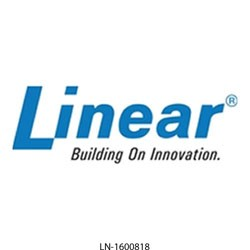 Linear - 1600818 - Linear Corp 1600-818 loop sealant tube - gray