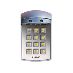 Linear - AMKPI - Linear Corp AMKPI remote wired interior keypad
