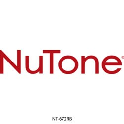 Broan-NuTone - 672RB - Nutone 672RB val/test fan no hsg