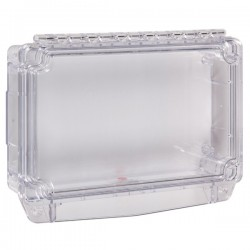 Safety Technology - 7720 - Saftey Technology STI-7720 polycarbonate cover with enclo